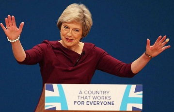Conservative Conference heralds new era for British politics by Kate Turner
