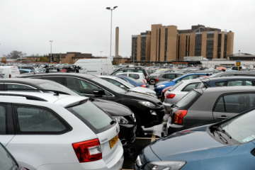 Thinking practically to overcome parking problems by Oliver Sonenfield