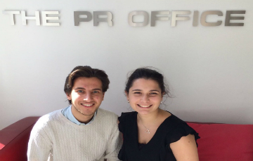 The PR Office strengthens its team with two new hires
